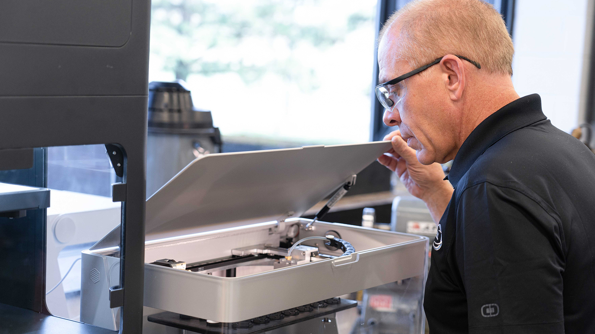 Markforged helps Caldwell Manufacturing integrate additive manufacturing into everything from R&D and internal tools to production parts