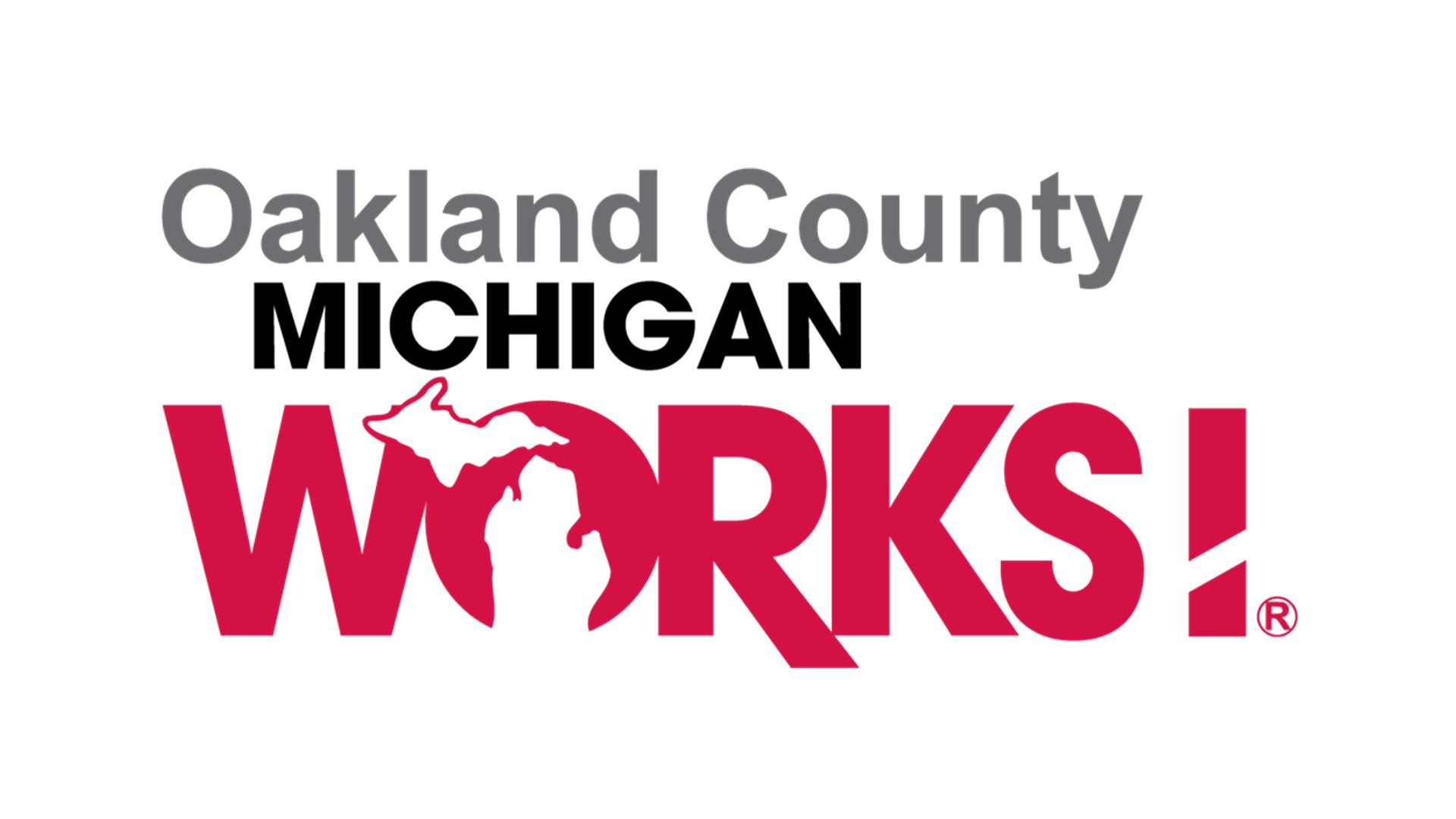 Oakland County Michigan Works!