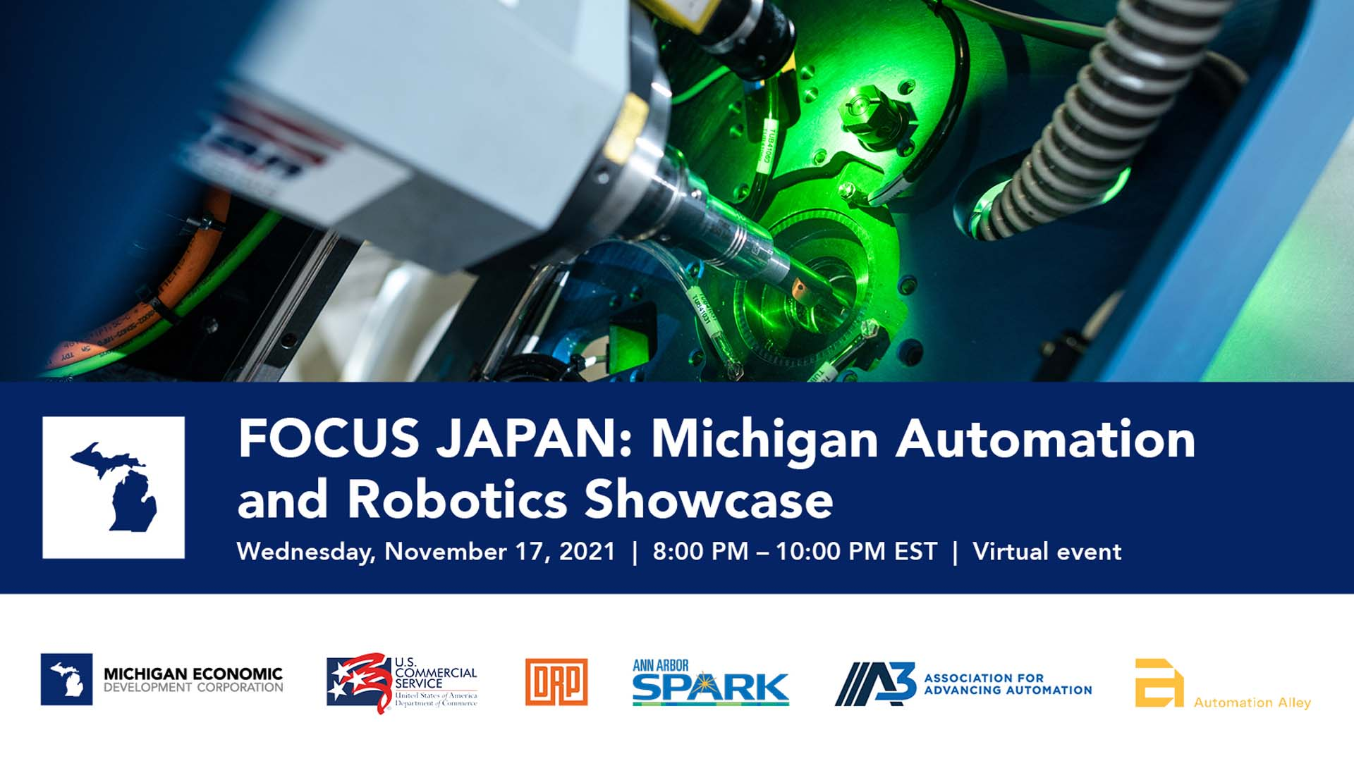 FOCUS JAPAN: Michigan Automation and Robotics Showcase