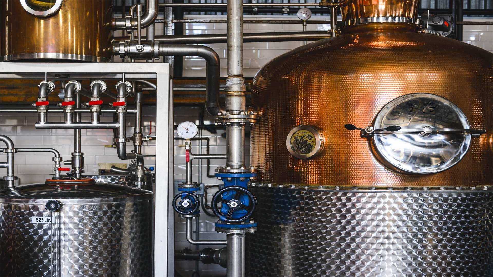 Industry 4.0 Tech Drives Ferndale Distillery Forward