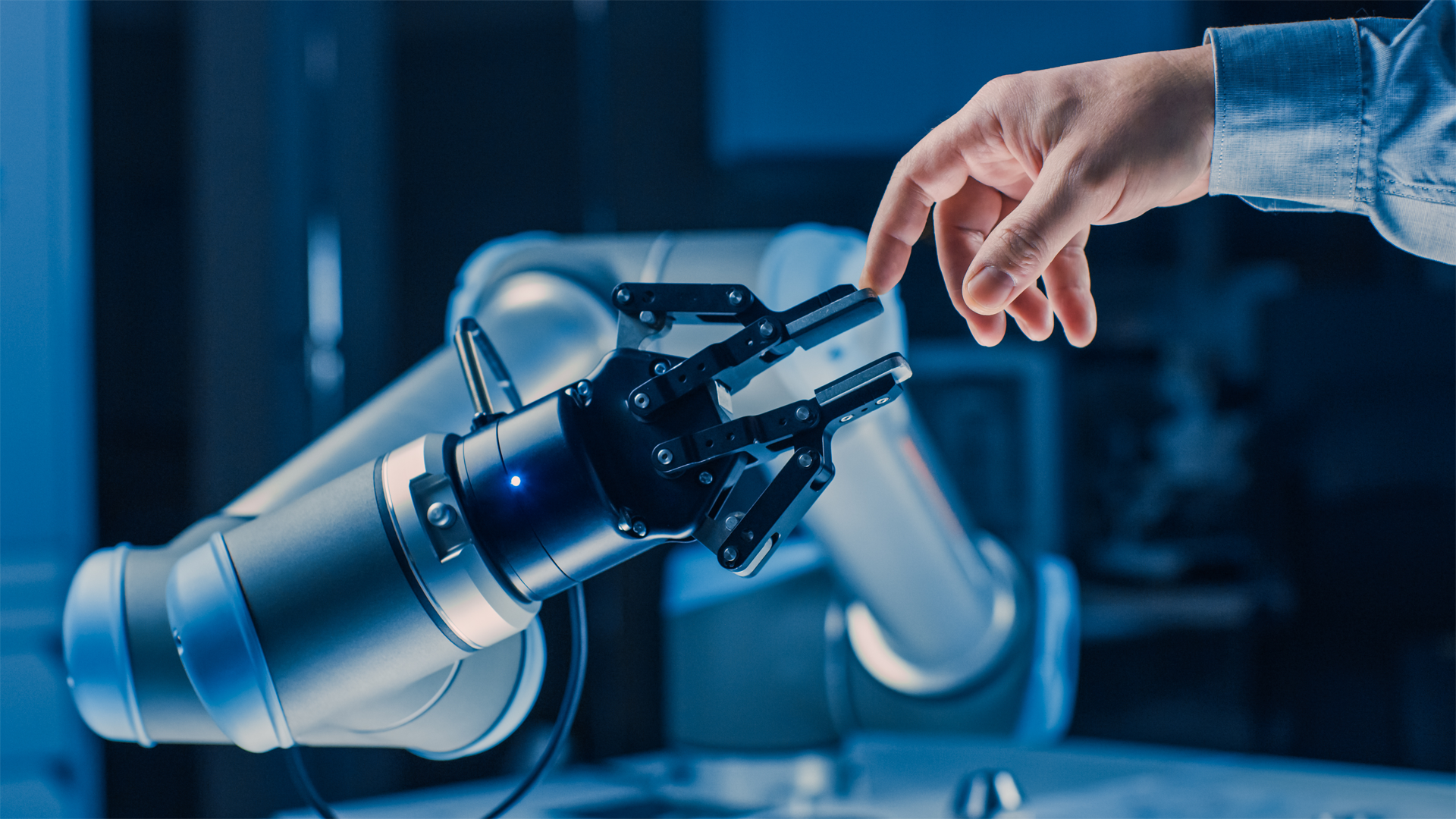 Here's How Robotic Assistants are Helping Humans