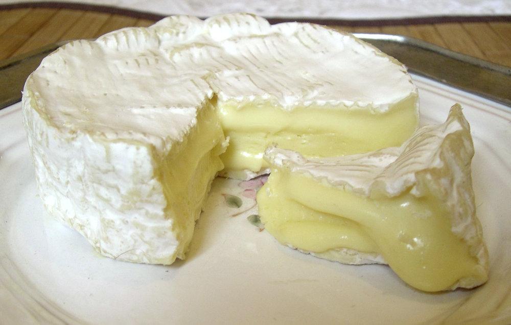 Camembert spine lower back