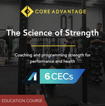 Science of Strength
