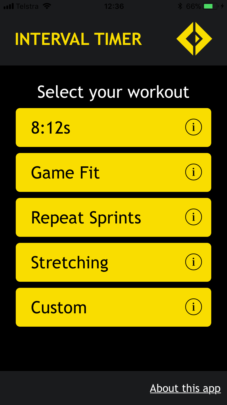 The Core Advantage app. Available for free on phone and tablet for both iOS and Android