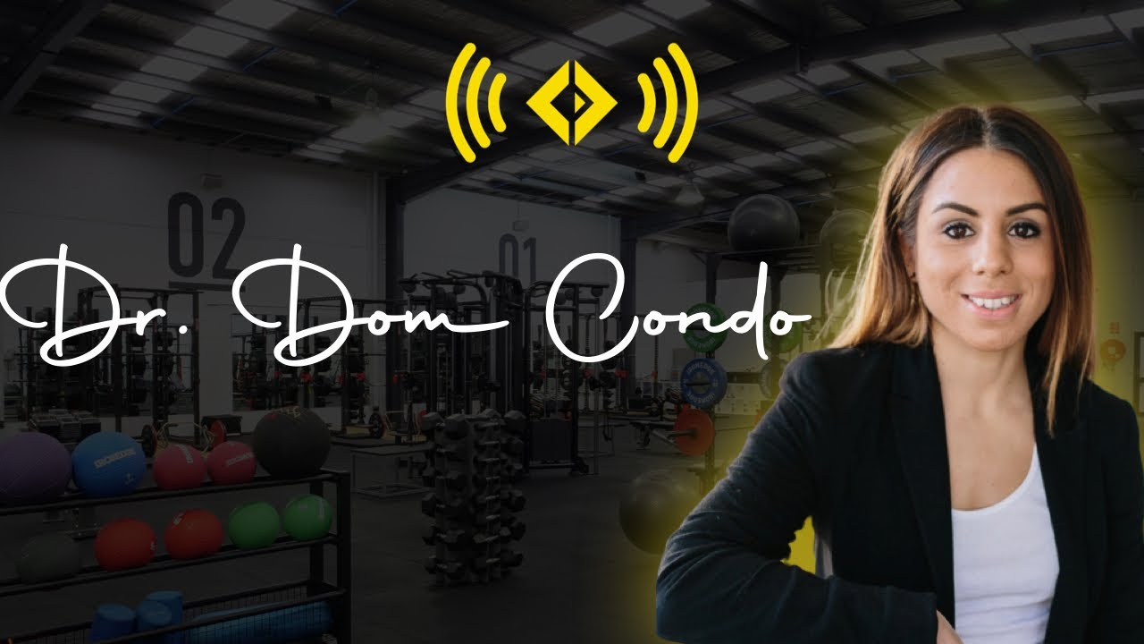 #164 - Dr Dom Condo from the AFL Bubble