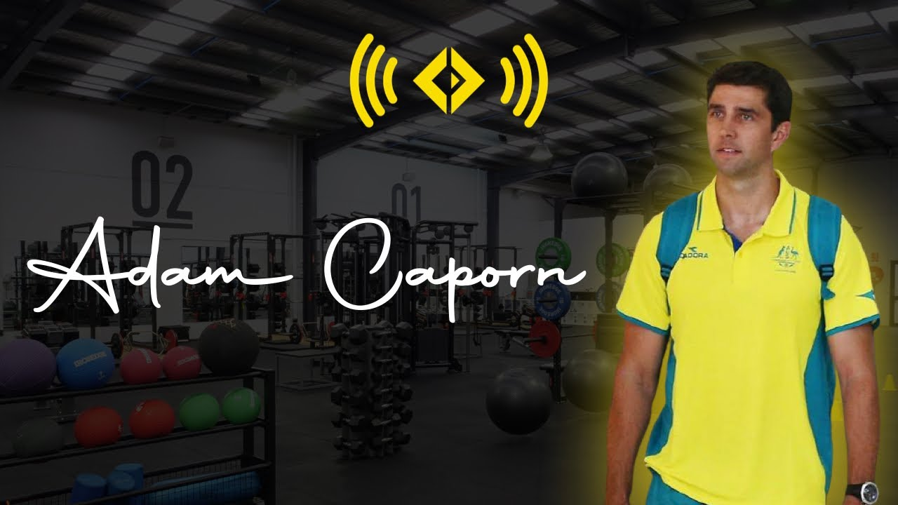 #161 - Adam Caporn Australian Boomers Assistant Coach