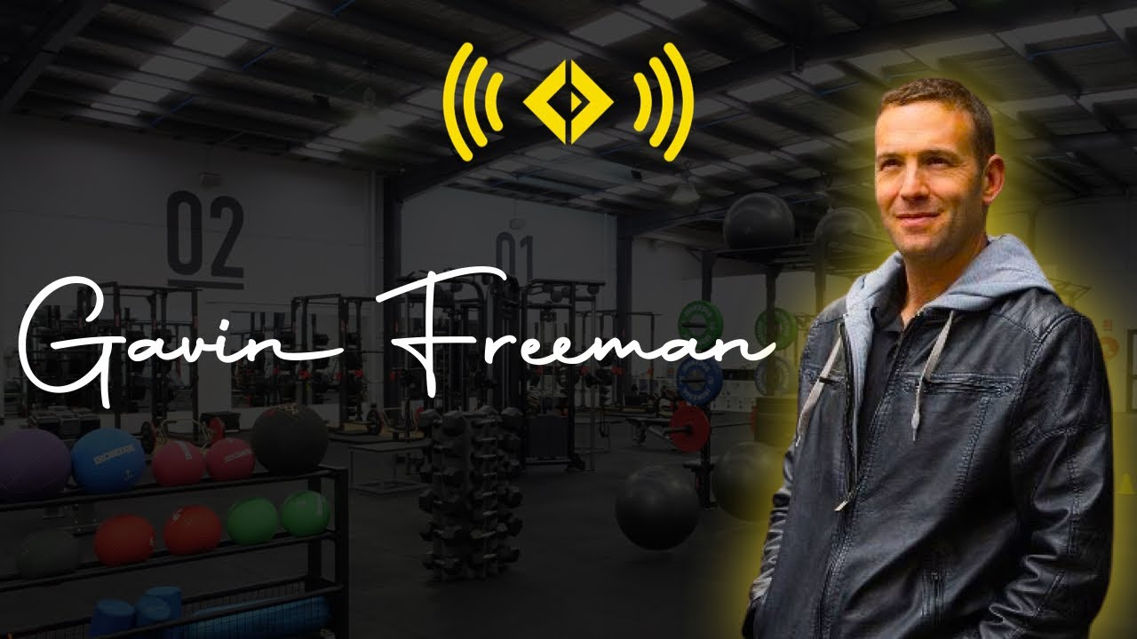 #159 - The Psychology of a Lockdown with Gavin Freeman