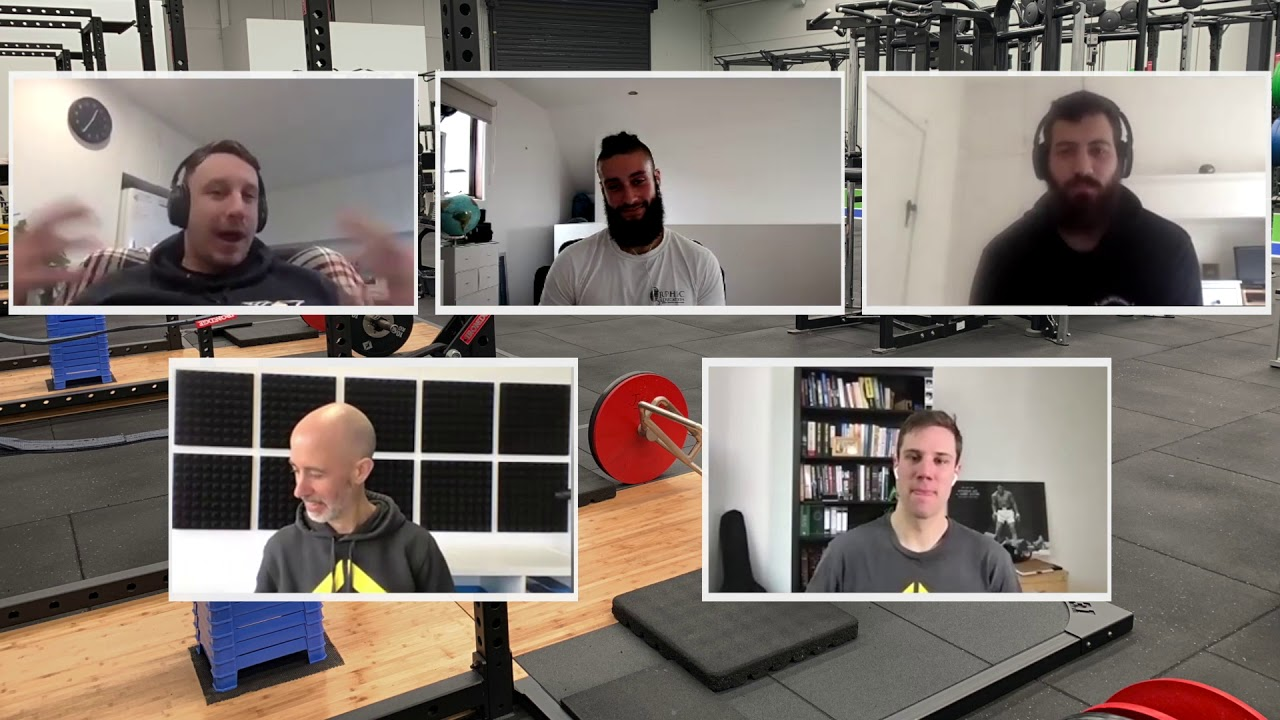 #158 - Live with Melbourne Strength Culture & Orphic Education