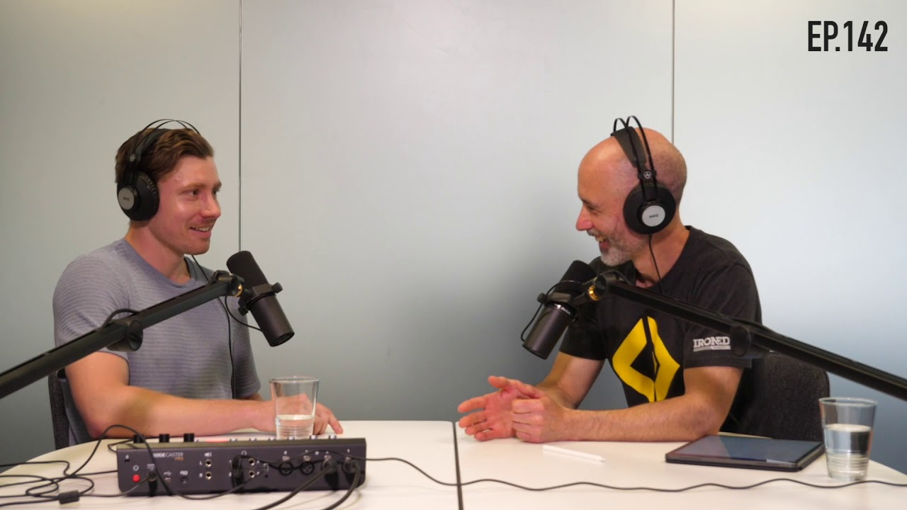#142 - Ben Walker on meditation, working in the AFLW and overcoming injuries