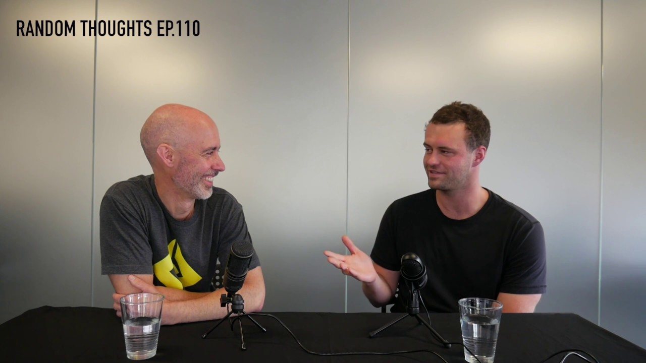 #110 - Working in the AFL, with special guest Pat Dillon from the GWS Giants