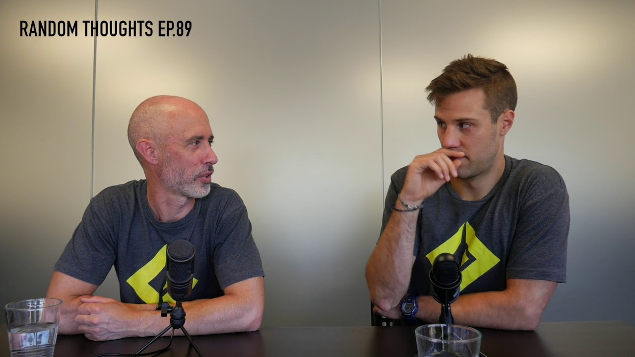 #89 - How Hard should you train, RPE, HRV and the Central governor