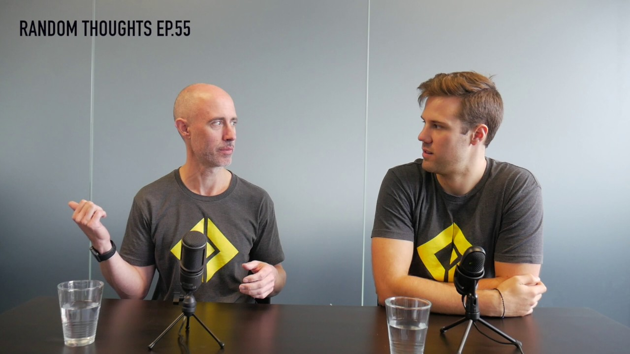 #55 - Over-programming and Complexity in the gym