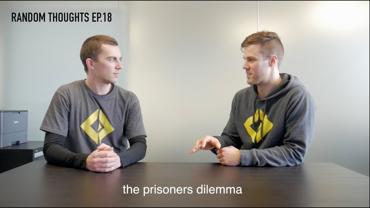 #18 - The Prisoners Dilemma