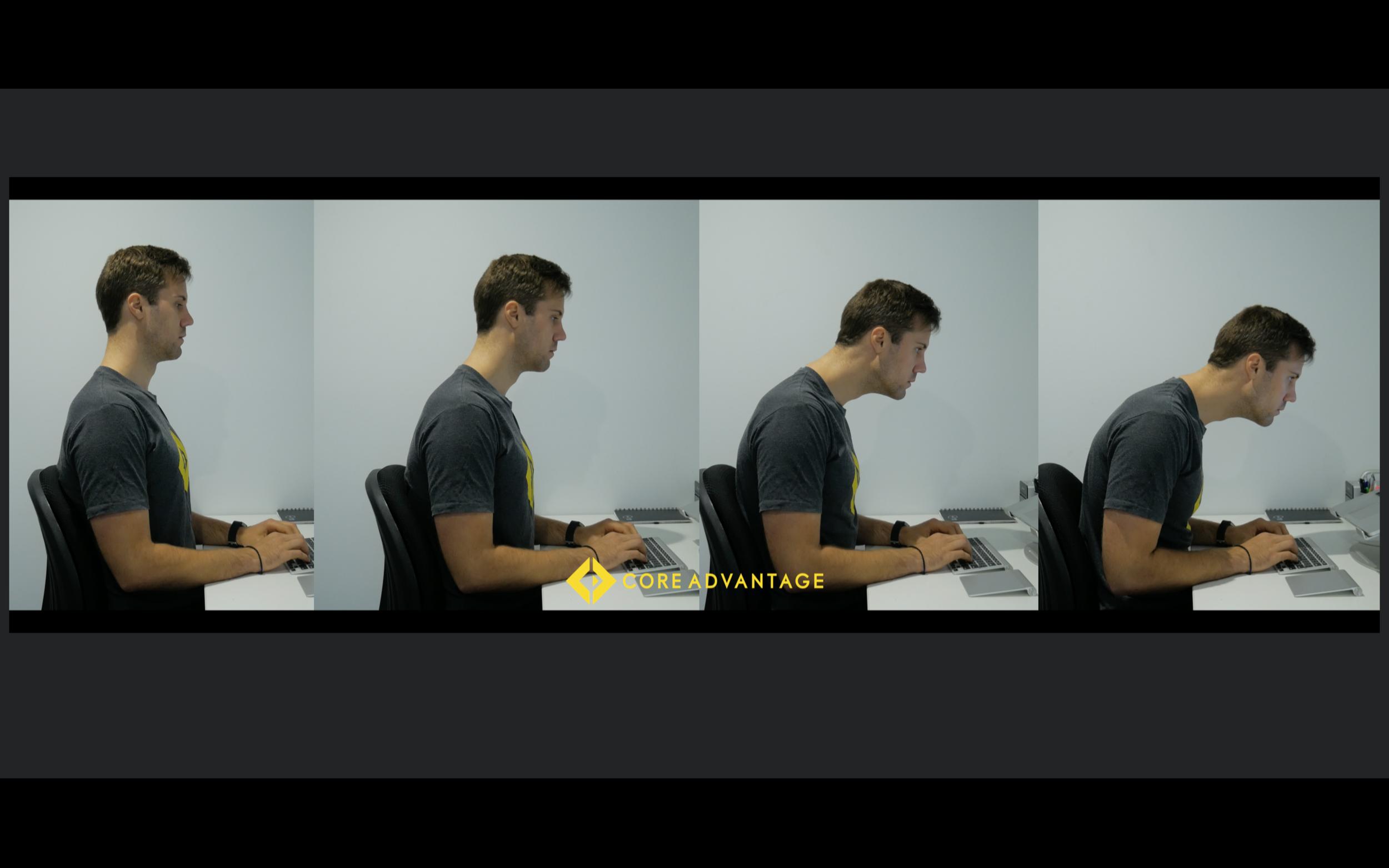 Anti-Desk: Fixing Texting Neck