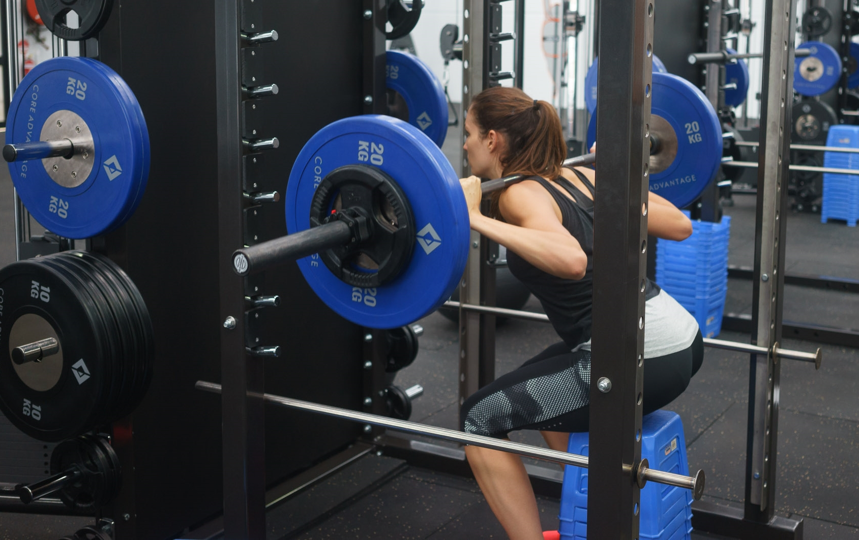 Loading the Glutes: The power of the squat