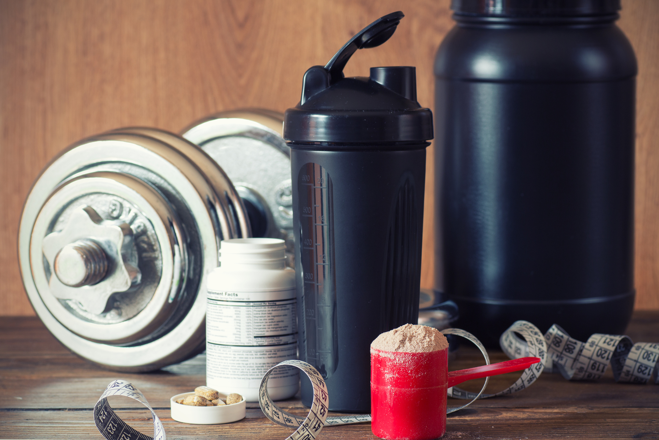 Do you need protein shakes to improve performance?