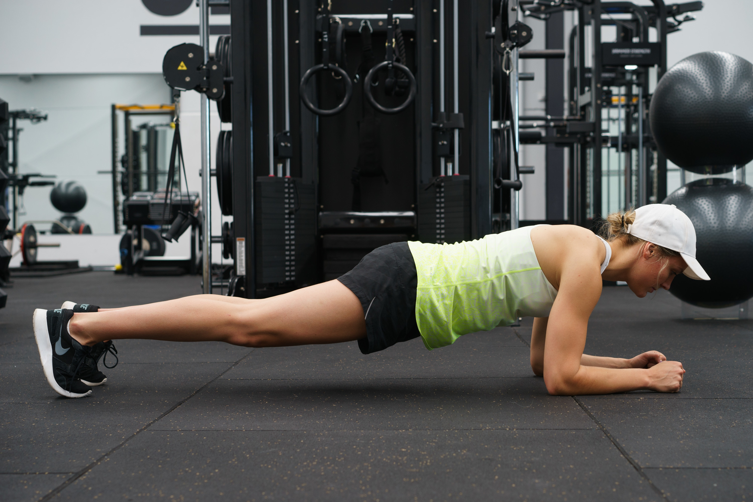 Training the core for performance