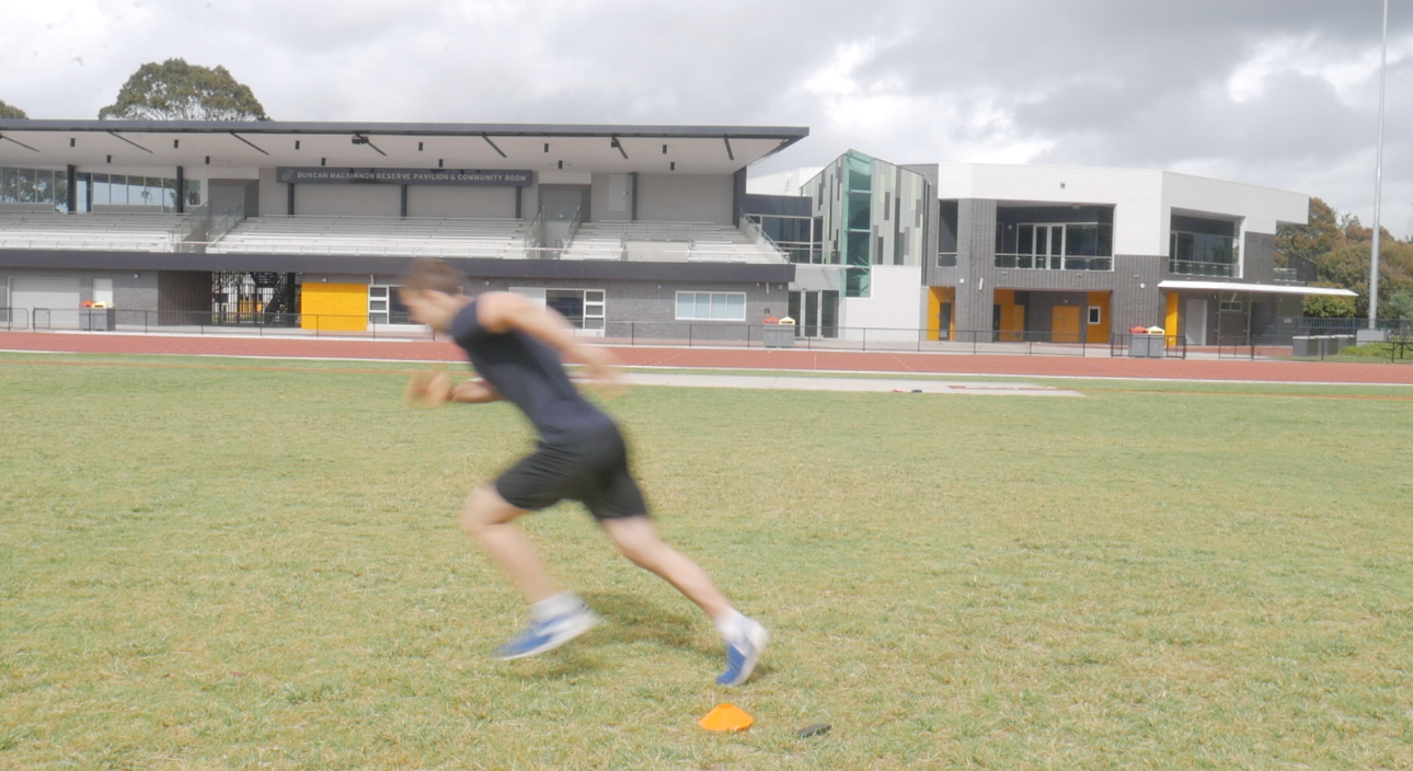 High Intensity Interval Training: Repeat Sprints for Sport Specific Fitness