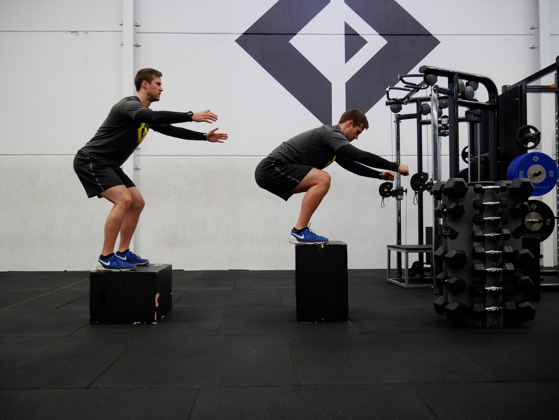 Easy steps to increase your vertical Jump