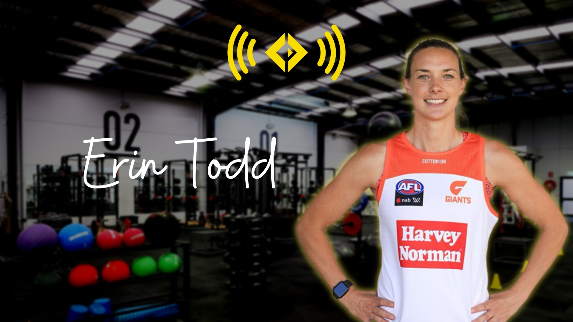 #170 - Erin Todd On Podiatry, Starting Medical Clinics & AFLW - Part 1
