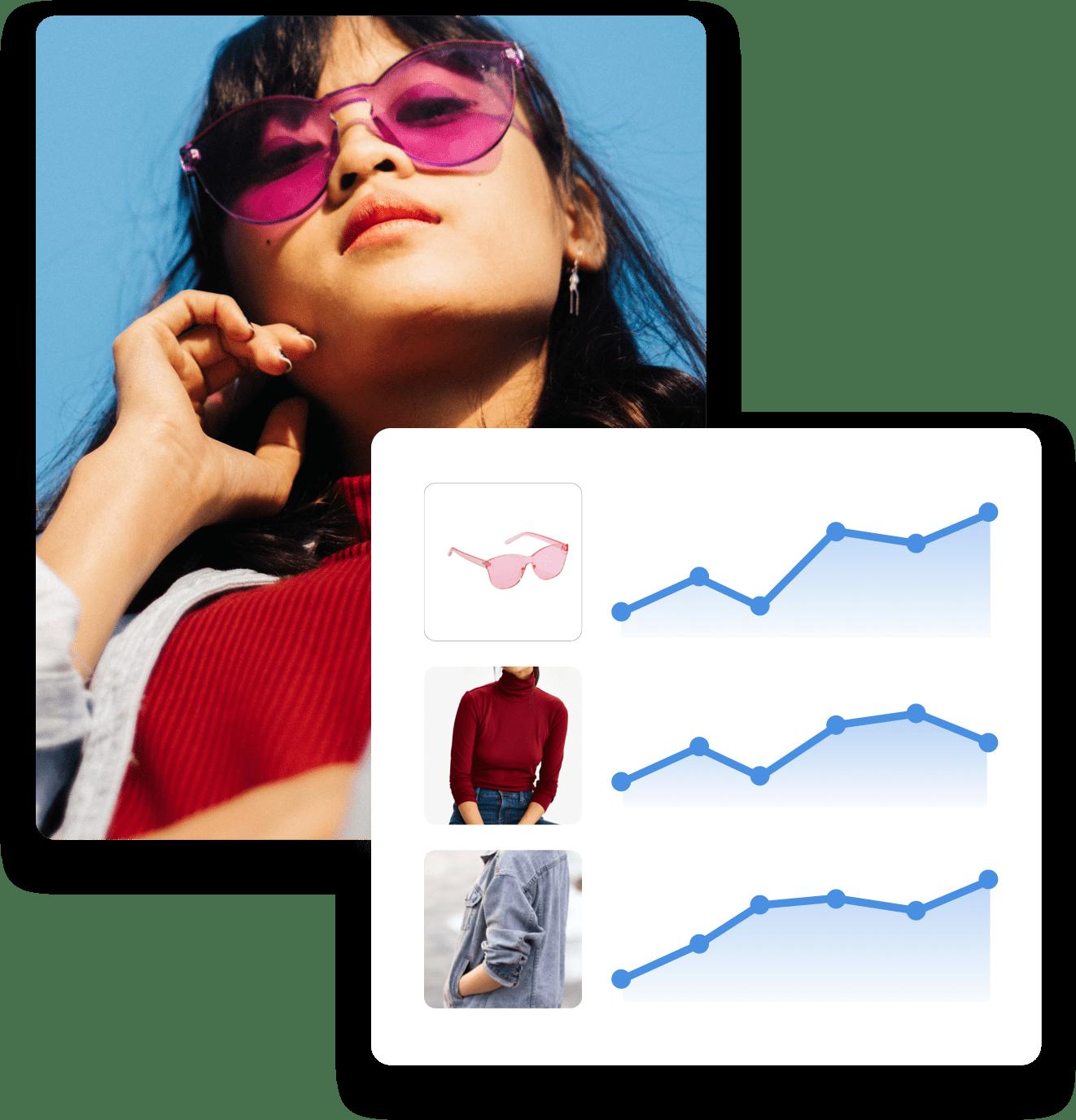social media library multi-product measurement