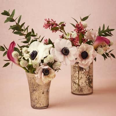 BHLDN flowers in a vase