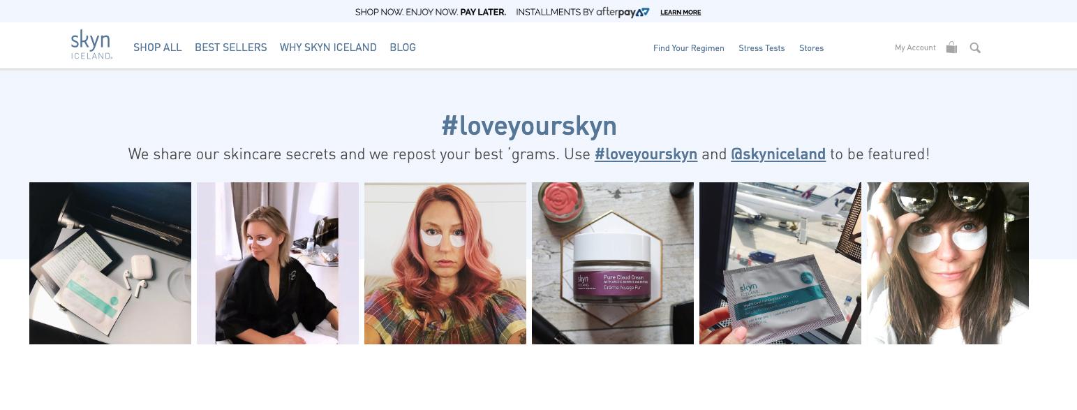 instagram-content-on-site