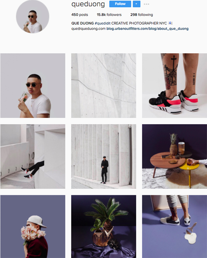 best menswear style bloggers Instagram influencers queduong