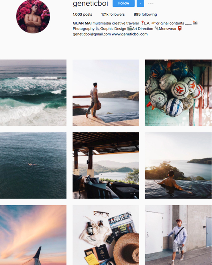 best menswear style bloggers Instagram influencers geneticboi