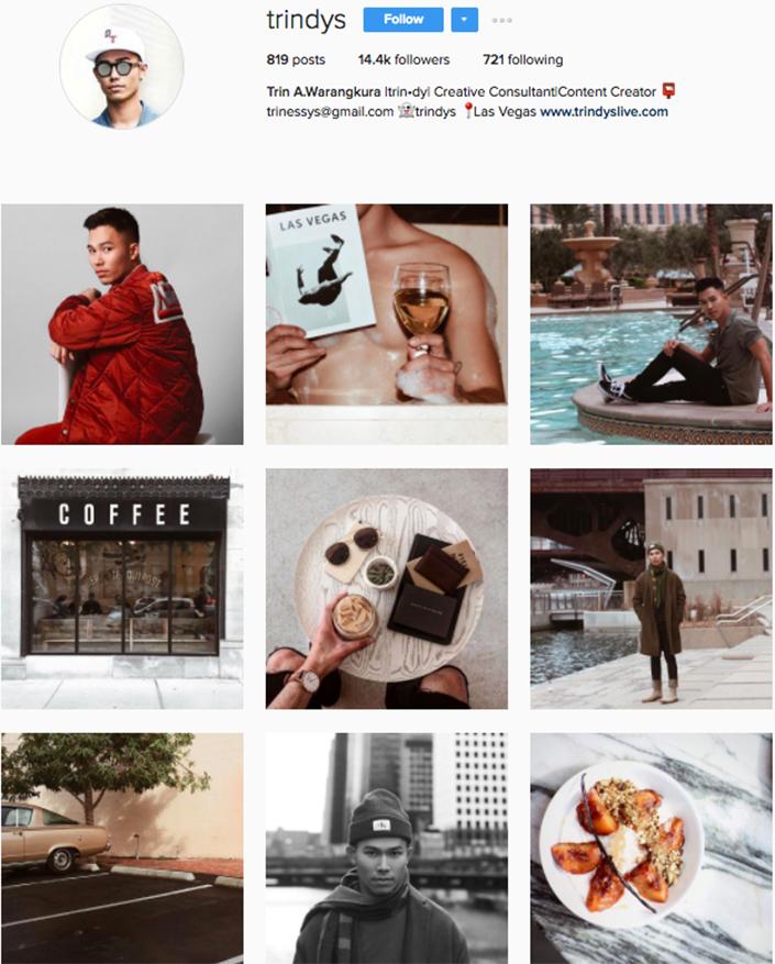 best menswear style bloggers Instagram influencers trindys