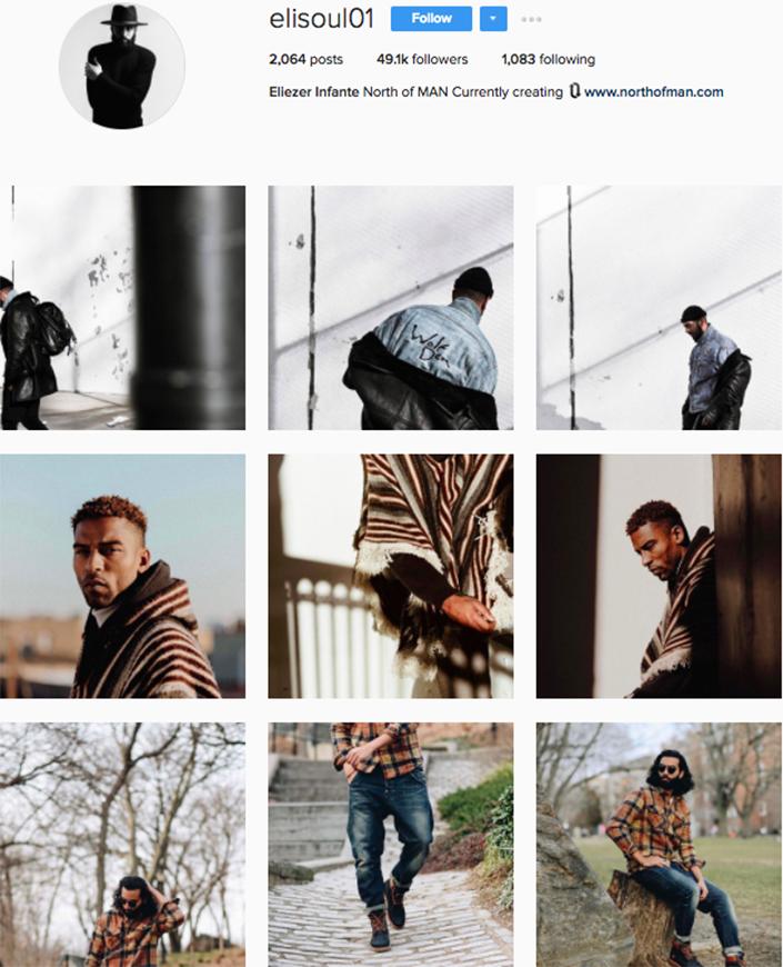 best menswear style bloggers Instagram influencers elisoul01