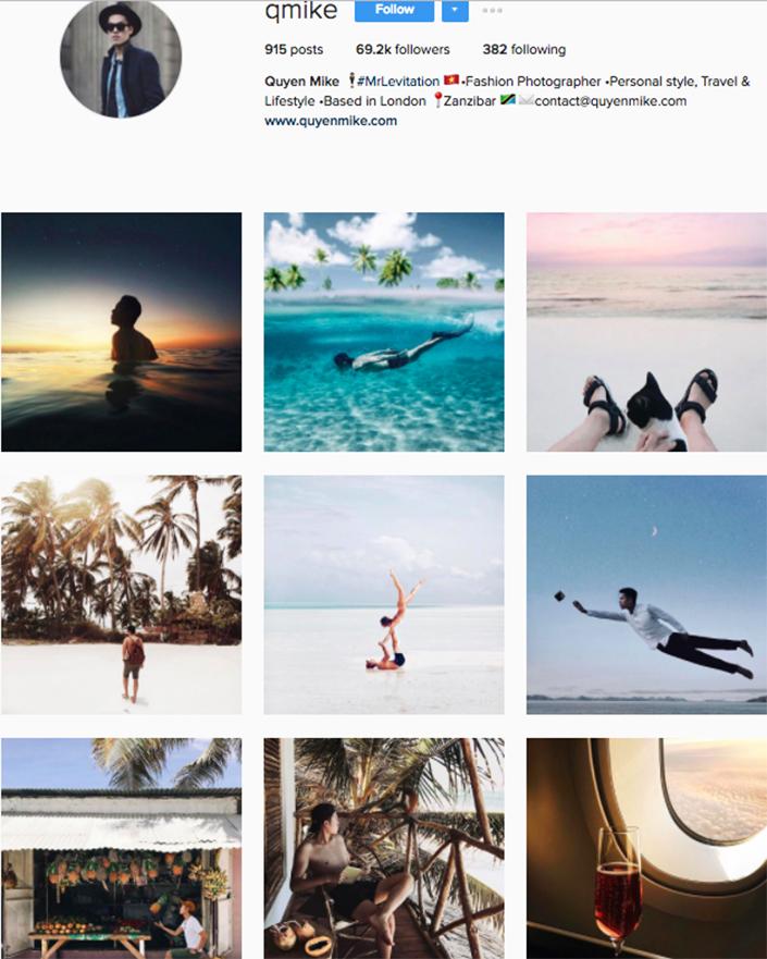 best menswear style bloggers Instagram influencers qmike