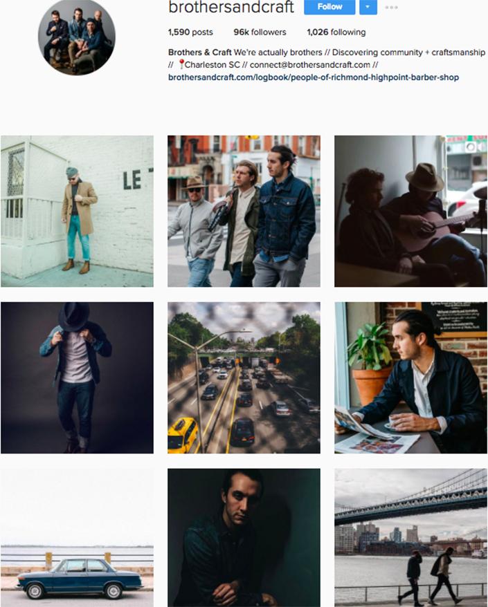 best menswear style bloggers Instagram influencers brothersandcraft