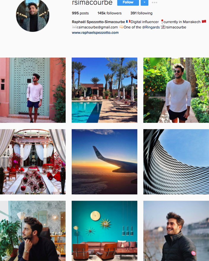 best menswear style bloggers Instagram influencers rsimacourbe