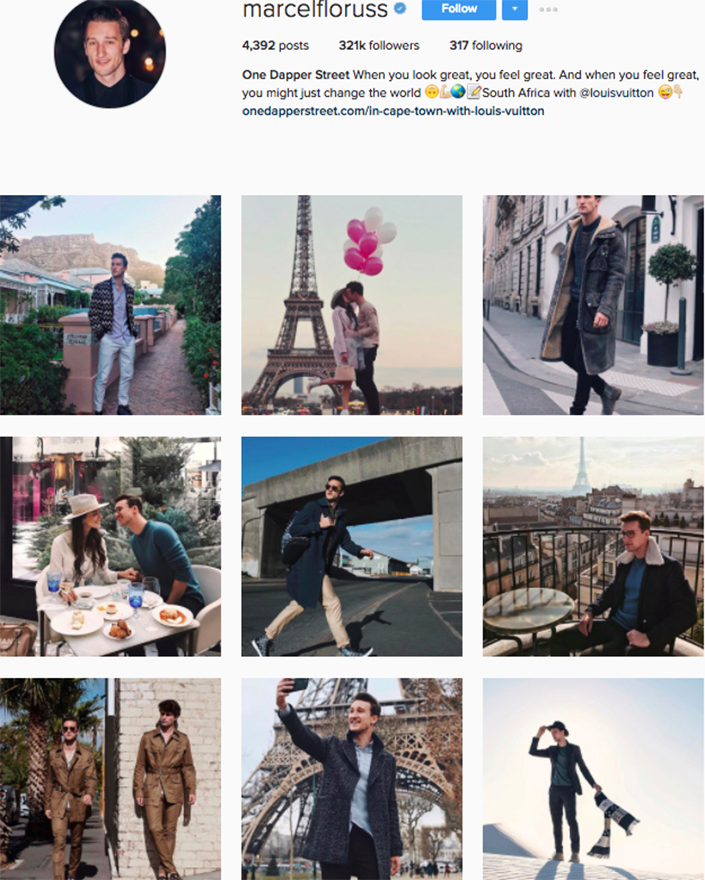 best menswear style bloggers Instagram influencers marcelfloruss