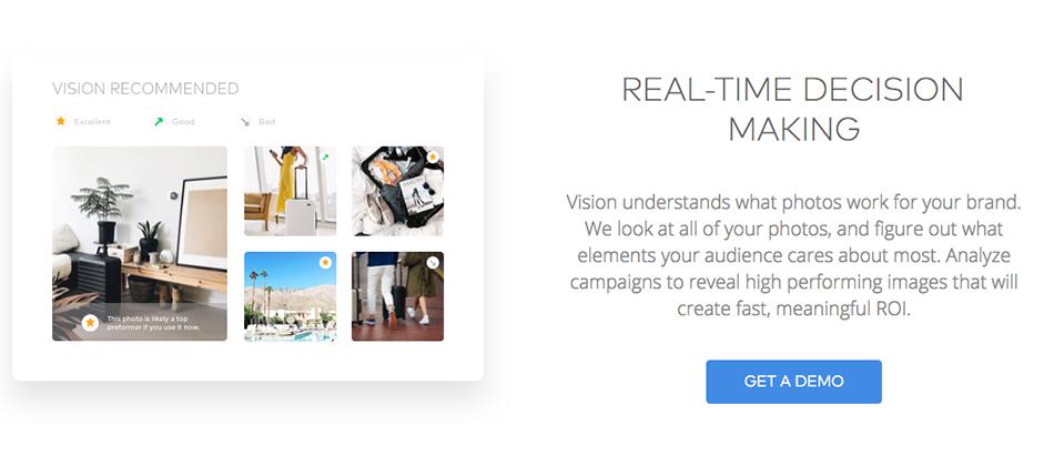 vision dash hudson, visual intelligence, computer vision, content curation tools, future of social media