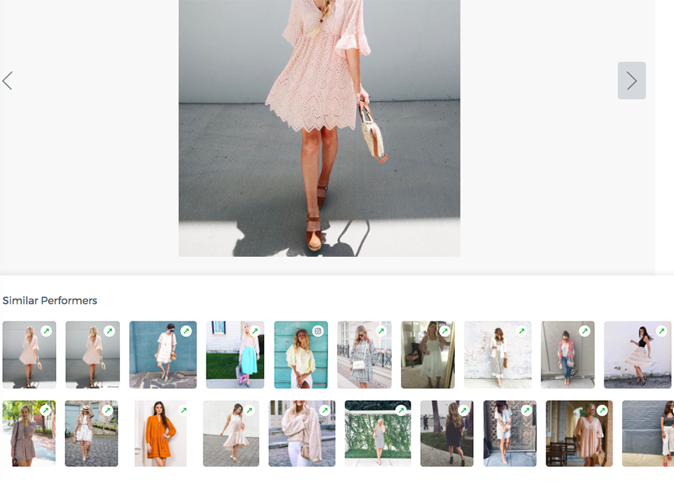anthropologie brand identity, free people instagram, urban outfitters social media strategy, content strategy, social media, computer vision, best performing content