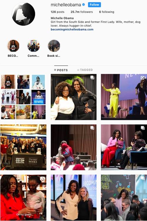 best inspirational Instagram accounts