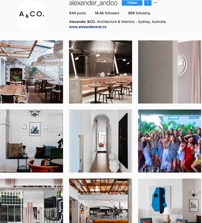 who to follow on instagram, australian clothing brands instagram, instagram marketing, best instagrams to follow, @alexander_andco