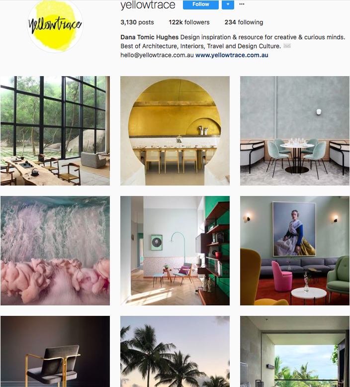 who to follow on instagram, australian clothing brands instagram, instagram marketing, best instagrams to follow, @yellowtrace