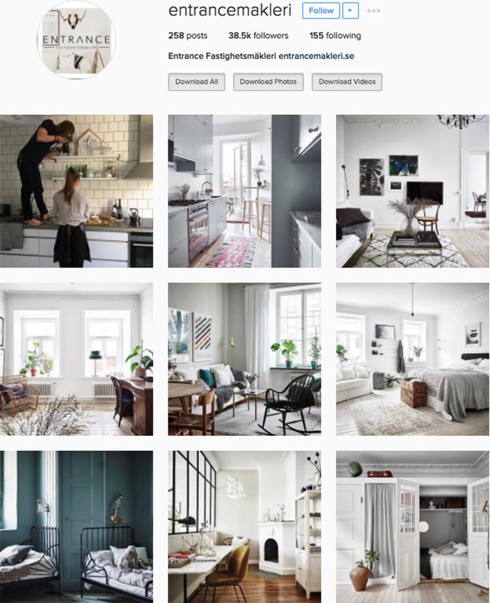Best interior decor inspiration to follow on instagram @entrancemakleri