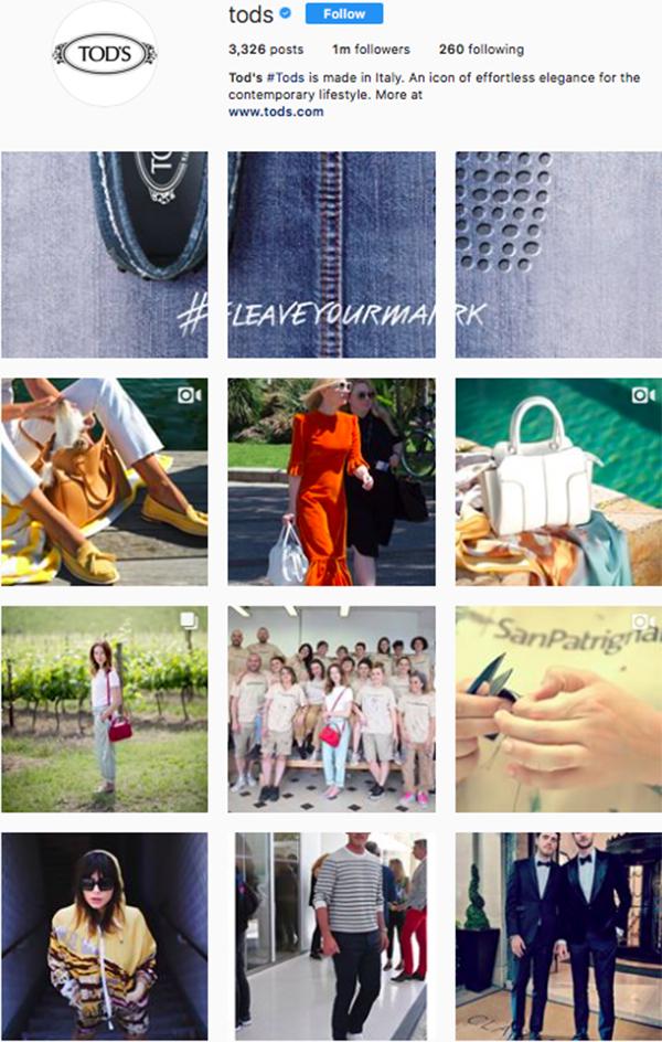 best shoe brands on instagram, tods