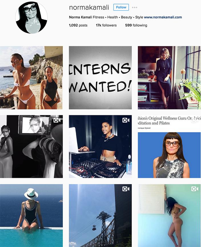 @normakamali instagram best swimwear brands follow