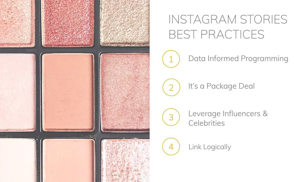 instagram stories strategy