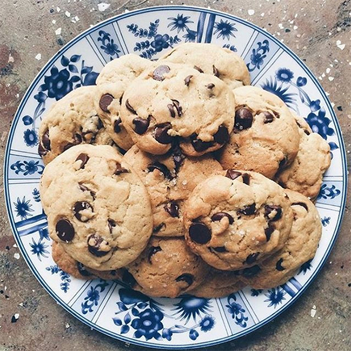 Got all of that?! Great, you get a cookie. Photo: Ovenly
