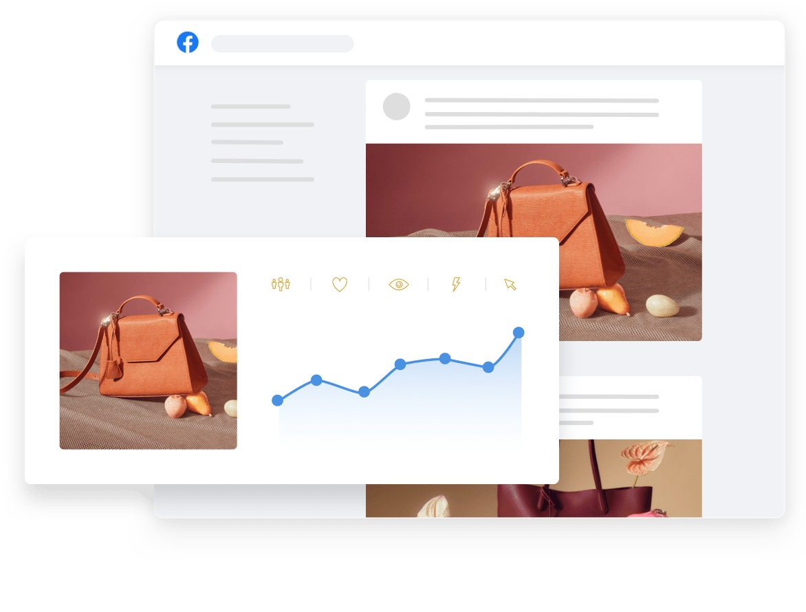 Facebook Insights header visual