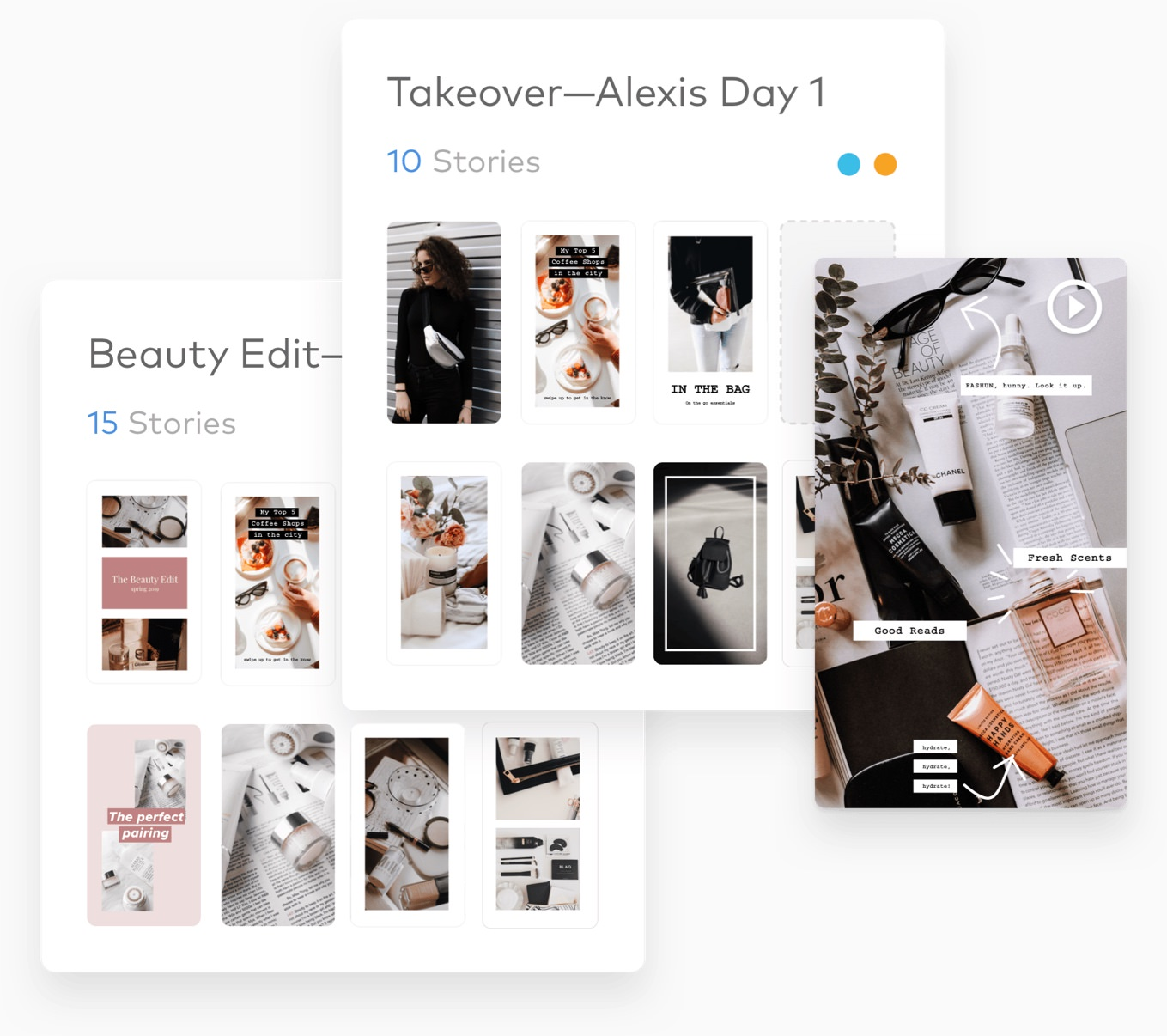 Instagram Stories Insights Story Boards