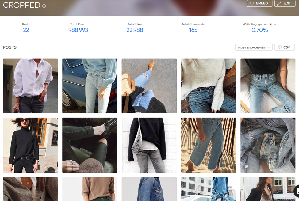 how to increase engagement on instagram 2018, content analysis, Instagram marketing strategy, content segmentation