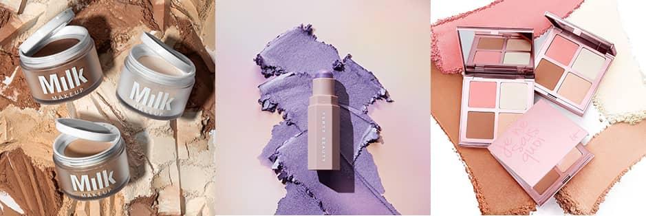 product arrangement instagram photo ideas beauty sector