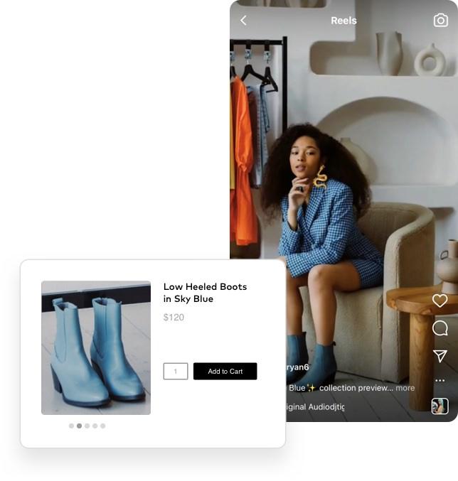 social media tools, screenshot of Dash Hudson LikeShop update